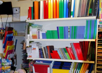 Schreibwaren in Karin's Presseecke