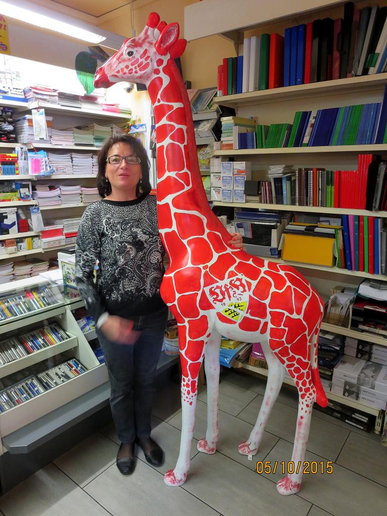 VfB Giraffe